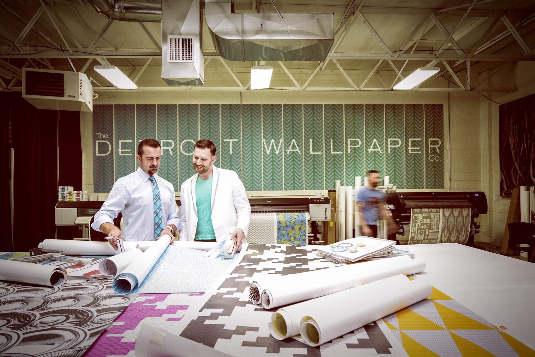 Detroit Wallpaper Company-Ferndale